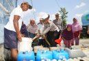 2 Kampung di Weru dapat Bantuan Air Bersih dari Polres Sukoharjo