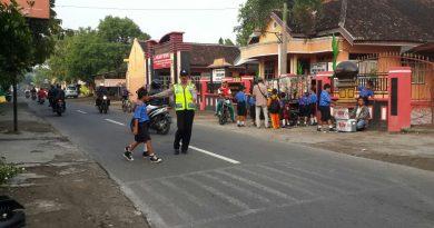 5 Titik Lokasi diwilayah Gatak ditempati Polisi