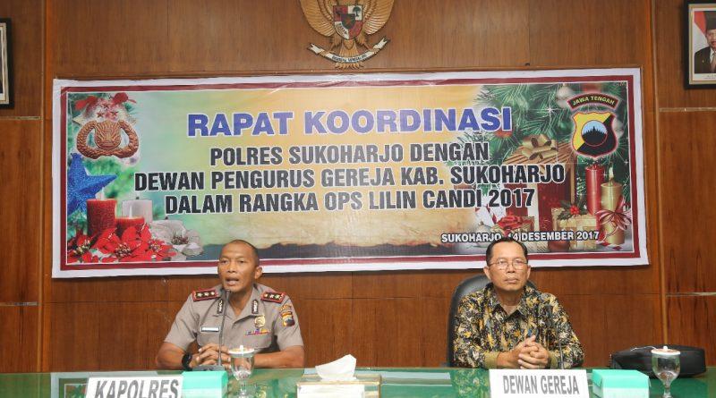 Langkah Cepat, Polisi Kumpulkan Pendeta Jelang Perayaan Natal