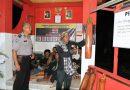 Poskamling di Polokarto Disambangi Polres Sukoharjo